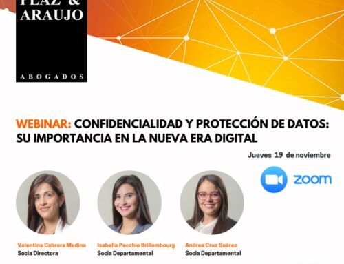 Webinar: Confidentiality and data protection: Importance in the new digital era