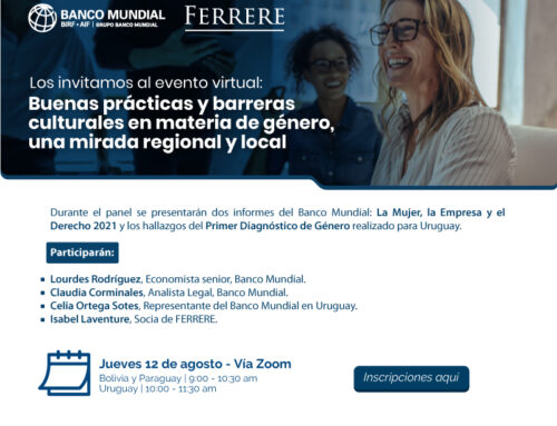 Webinar: Good practices and cultural barriers regarding gender, a regional and local perspective.